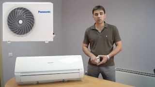 Видео обзор кондиционера Panasonic CS-YW9MKD