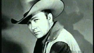 Tex Ritter   There