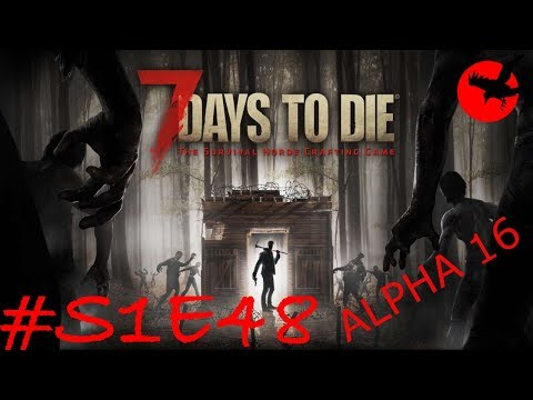 Visiting GRAVES TOWN part 1 of 2 - Adult Movies Theater - 7 DAYS TO DIE S1E48