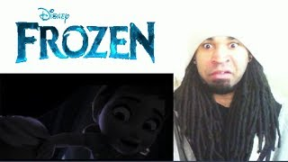 What If Frozen Was A Horror Movie?!!!! | BLIND REACTION