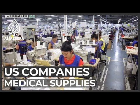 US Fashion Designers, Overhaul Factories For Medical Equipment