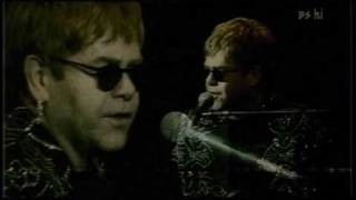 Elton John - The Ballad of the Boy in the Red Shoes - Live Japan 2001