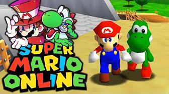 Super Mario 64 Online (Zombey* GLP)