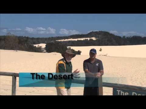Moreton Island's Top10 Destinations