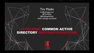 Hacking Common AD Misconfigurations