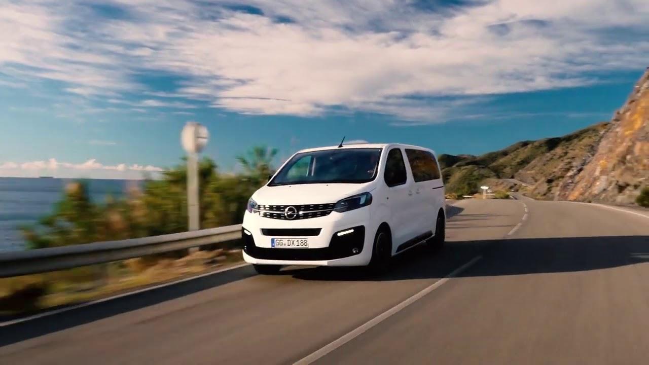 Opel Zafira Life 2019 Odmlodniala Jak Wyglada Dixi Car Youtube