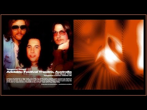 Tangerine Dream - Adelaide 1975