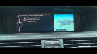 Bluetooth Music Streaming With BMW's iDrive thumbnail