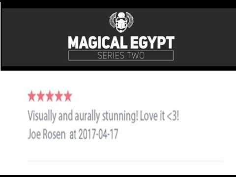 Magical Egypt 2 has 5 STAR REVIEWS
