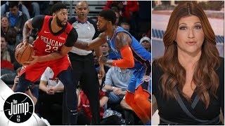 Player movement in the NBA is a good thing – Rachel Nichols | The Jump