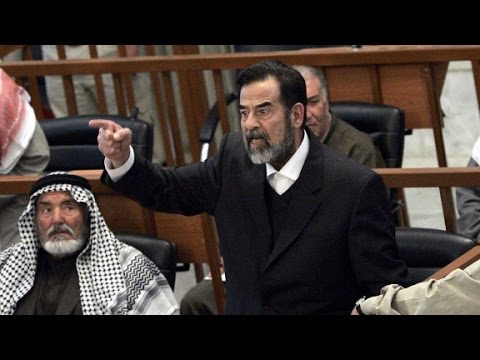 Ex-CIA Analyst: Saddam Hussein had great political skills