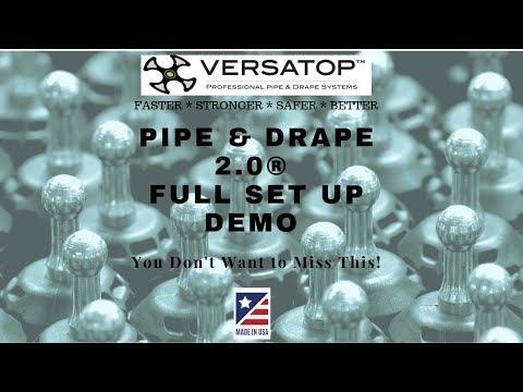 Pipe & Drape 2.0 Demo.mov