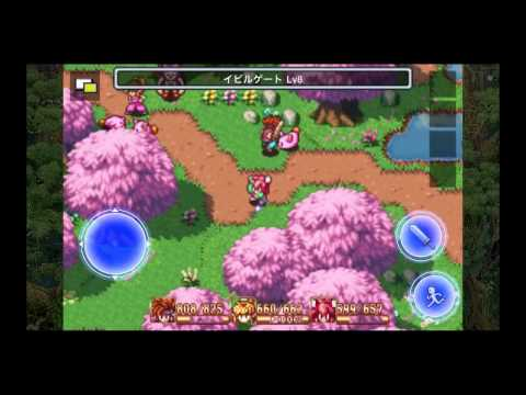 Secret of Mana en 3D dans Rise of Mana
