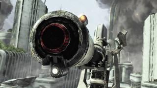 Vanquish | cinematic trailer Tokyo Game Show (2010) SEGA Shinji Mikami