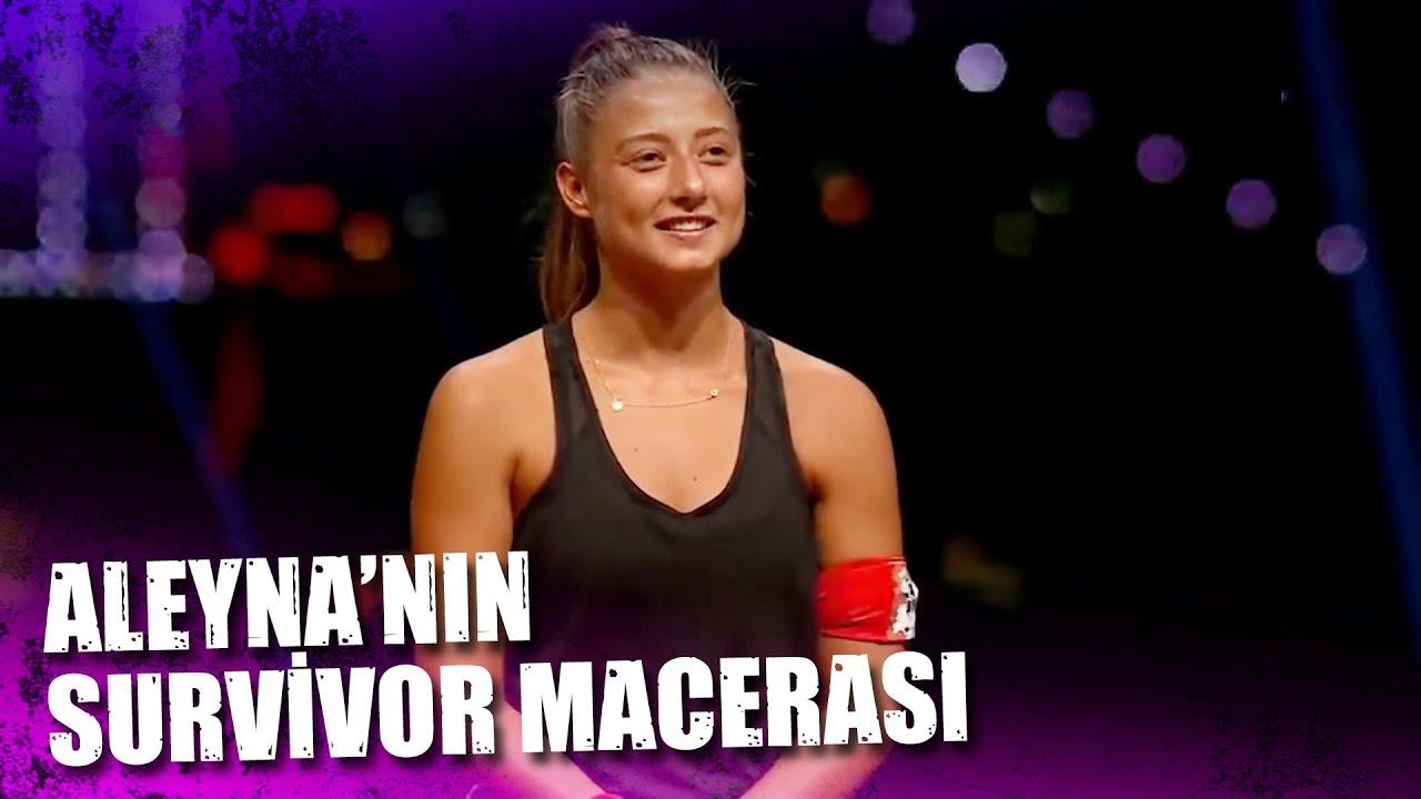 Aleyna Kalaycıoğlu Survivor'da Neler Yaşadı? | Survivor 2021