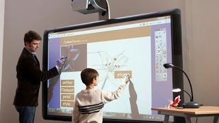 """Вебинар """"Интерактивные средства обучения в школе: как работать с интерактивной доской?"""""""