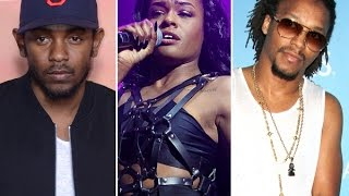 Azealia Banks & Lupe Fiasco Get In To It On Twitter Over Kendrick Lamar's FERGUSON Comments