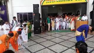 Akla cholo re .... Dance performance by Arkaprabha