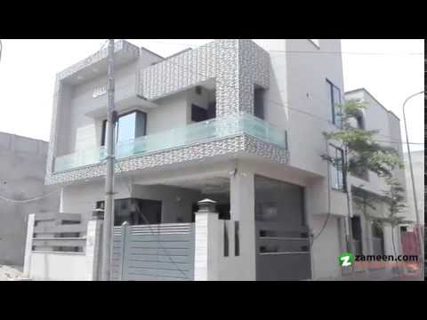 6 MARLA DOUBLE STOREY HOUSE IS AVAILABLE FOR SALE INEDEN VALLEY FAISALABAD