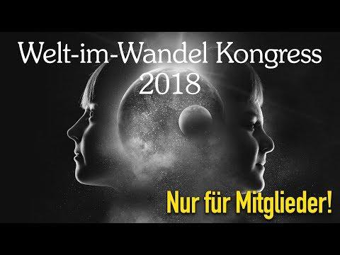 Das MEGA EVENT - Robert Franz, Rüdiger Dahlke, Veit Lindau & mehr⎪Welt-im-Wandel Kongress