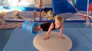 Спортивная гимнастика для мальчиков.(Тренировка по спортивной гимнастике с двукратным призером Олимпийских игр Алексеем Бондаренко., 2016-02-19T14:49:50.000Z)