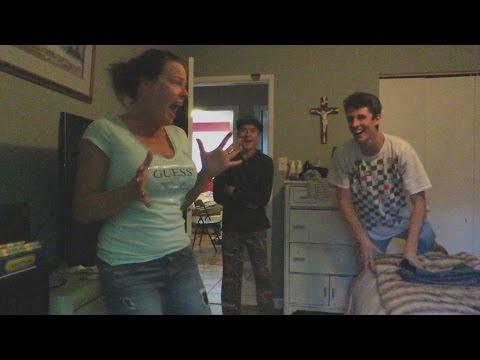 FAMILY JUMP SCARE PRANK ( Funny Videos & Pranks - Ep. 2 )