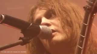 Satyricon - unreleased song jam (Dweller) @ Doornroosje (NL) 2015-Apr-04 Doornroosje