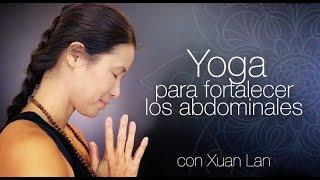 Yoga para fortalecer los abdominales