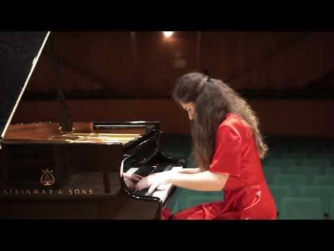 Liszt - Hungarian Rhapsody No.2 Lika Bibileishvili