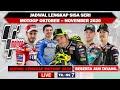 Jadwal MotoGP 2020, Jadwal Lengkap MotoGP 2020 LIVE TRANS7, Jadwal Sisa Seri OKTOBER - NOVEMBER 2020