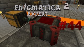 Minecraft 1.12.2 Enigmatica 2 Expert Mode Skyblock #44 Blood Altar Tier 2