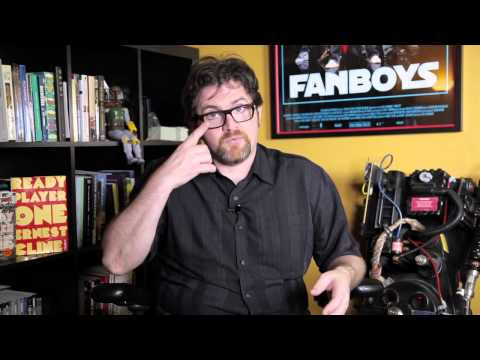 Video Games: The Movie - Ernie Cline Video Interview