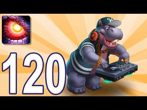 Monster Legends - Gameplay Walkthrough Part 120 - Level 57, HIPHOPOTAMUS (iOS, Android)