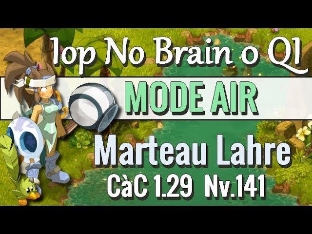 [ PVP ] IOP AIR NO BRAIN - MARTEAU LAHRE ( CAC 1.29 ) Lv.141 ! UN MARTEAU QUI TABASSE !