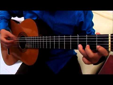 Belajar Kunci Gitar D'Masiv Jangan Menyerah Intro Melody