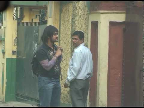 Aamir Khan with Sourav in Kolkata - Part 1