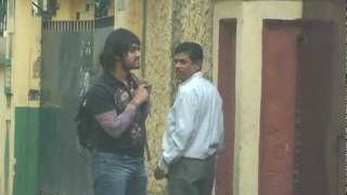 Aamir Khan with Sourav in Kolkata - Part 1