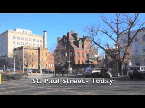 The Historic Old Goucher Neighborhood