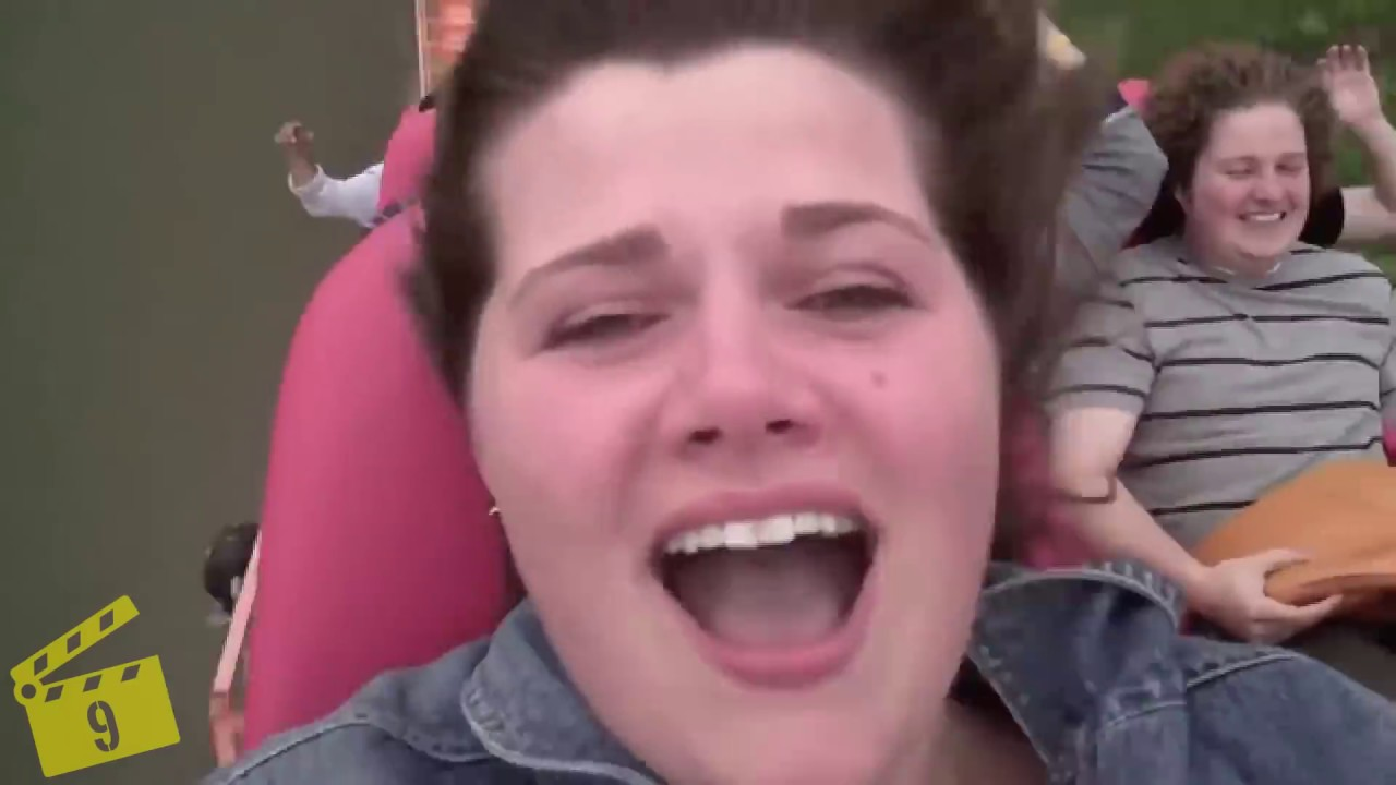 10 Funniest Curler Coaster Reactions Caught On Digicam