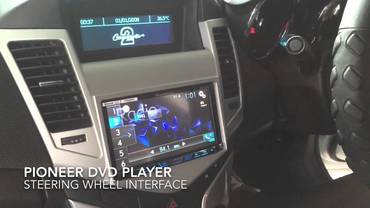 Chevrolet Cruze Pioneer Upgrade Youtube