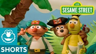 Sesame Street: Pirates' Treasure | Bert and Ernie's Great Adventures