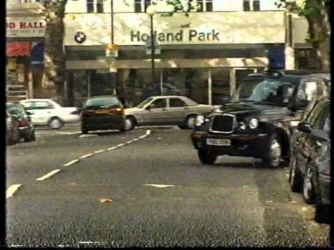 London Taxi Black Cab TX1 Top Gear review