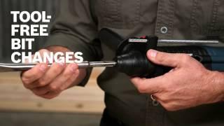 Bosch 1 In. Sds-plus Pistol Grip Bulldog Xtreme Rotary Hammer - 11253vsr