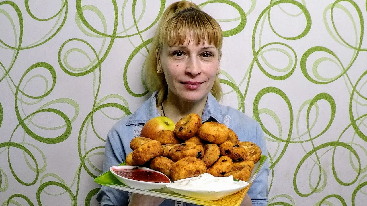 Пончики из творога - пошаговый рецепт с фото на Повар.ру
