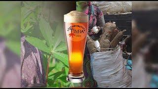 Gabon: 1ere Bière A Base de Manioc par les MBO