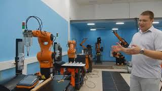 Центр «Промышленная робототехника и передовые промышленные технологии»
