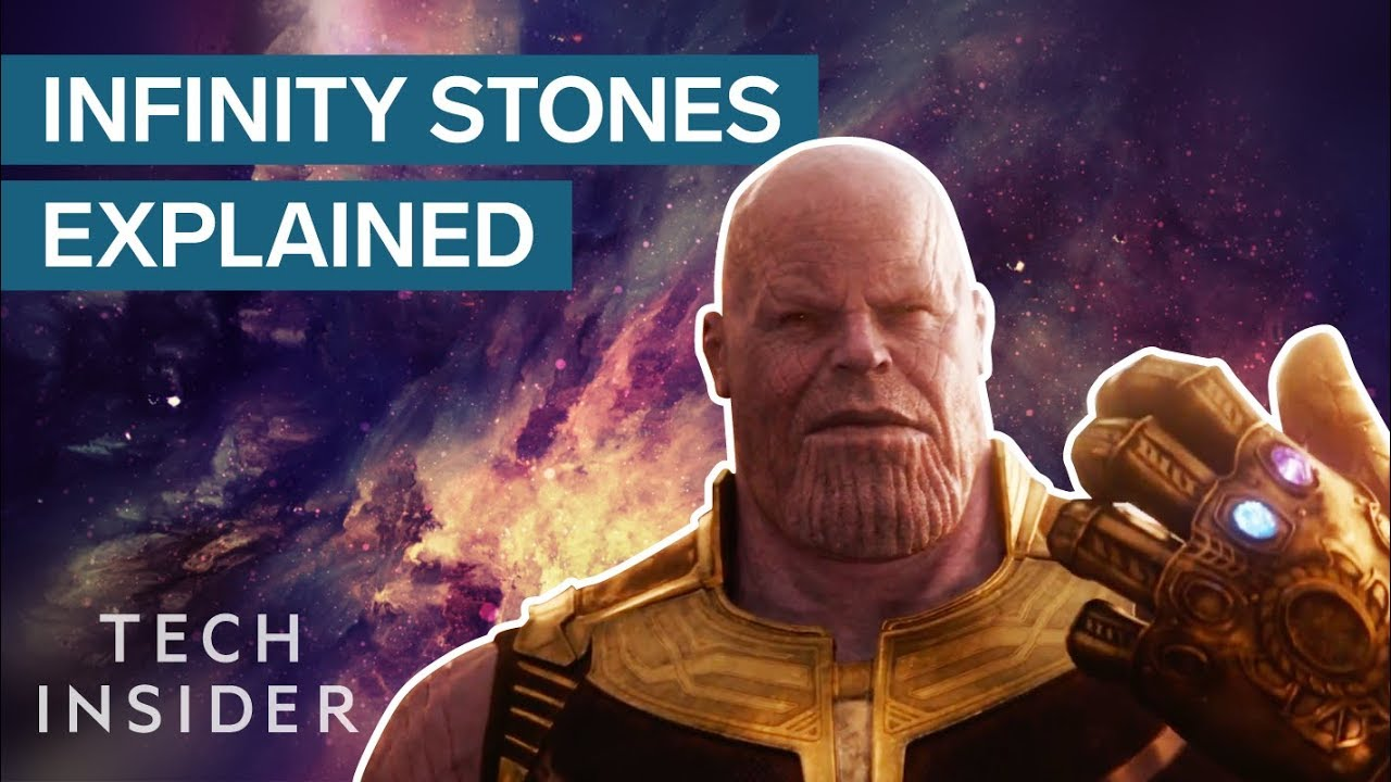 595c45fe The Infinity Stones in Avengers: Infinity War — Explained By A Marvel  Science Adviser