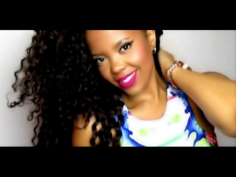 Crochet Braids the PONYTAIL (Invisible Knot Method & No More ...