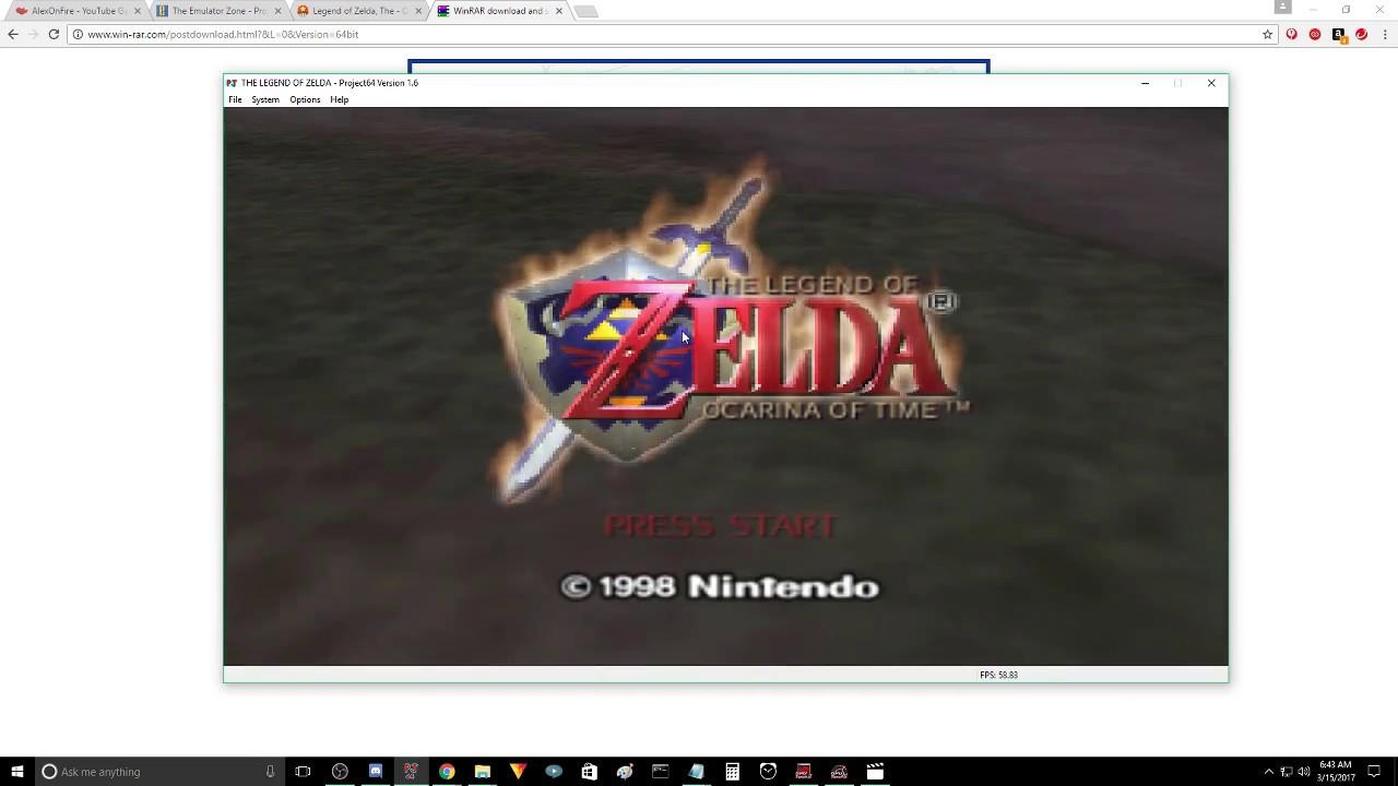 nes emulator pc 64 bit