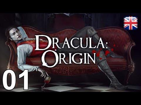Dracula: Origin - [01] - [Chapter One - Part 1] - English Walkthrough - No Commentary |